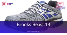 See the features and benefits of Brooks' Beast Neutral Running Shoes, Brooks Running Shoes, Motion Control Running Shoes, Flat Feet, We Wear, Beast, 18th, Ads, Classic