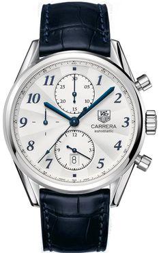 Men watches : Tag Heuer Carrera Heritage Mens top watch