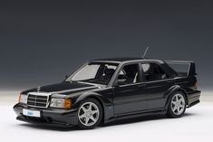 Coolest Mercedes of all time!! MB 190 Evo II