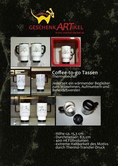 Coffee-to-go Tassen