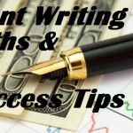 Grant Writing Myths & Success Tips