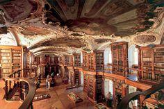 Biblioteca de la Abadía de San-Galo-Suiza, Patrimonio de la Humanidad