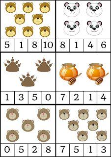 Bear Crafts Preschool, Preschool Writing, Preschool Lesson Plans, Preschool Learning Activities, Preschool Activities, Teddy Bear Crafts, Teddy Bear Day, Flashcards For Kids, Kids Math Worksheets