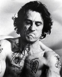 Robert De Niro....wouldn't he have made a fantastic gladiator.......