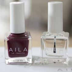 WIN 2 POLISHES FROM ALIA COSMETICS ^_^ http://www.pintalabios.info/en/fashion-giveaways/view/en/2798 #International #Nails #bbloggers #Giweaway