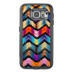 #funny - #Funny Chevron Pattern OtterBox Samsung Galaxy S6 Case