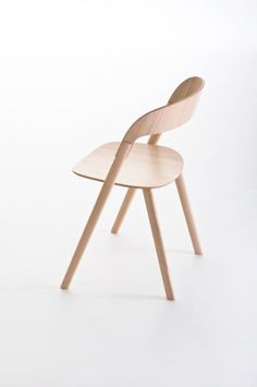 Pila chair, design by Bouroullec for Magis 2013.
