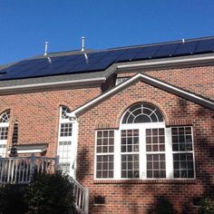 Save money and conserve energy! Powering your home with solar panels is a wise investment. As a trusted and experienced solar panel contractor we handle the complexity of system design and every aspect of installation to deliver high quality customized solar power systems that meet your homes unique needs. Learn more: at our website. #solarpower #solarcontractor #solarenergy #solarpanels #solarsystem #solarsystem