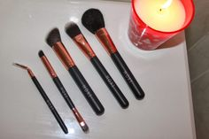 MOXI Make-up Brushes Review - The Big Burd Blog