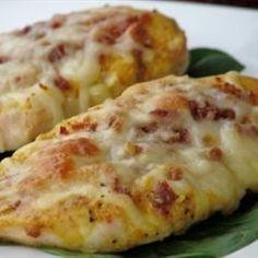 Easy Honey Mustard Mozzarella Chicken - Allrecipes.com