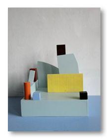 Nathalie Du Pasquier | construction