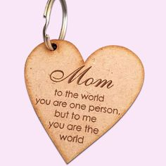 Wooden MDF Laser Cut Only the best Mums get promoted to Nan cutout heart
