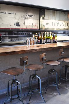 Bar Agricole, San Francisco, 2015 - Aidlin Darling Design