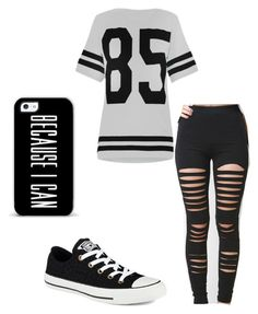 """Because I Can"" by hella-dope-virgo ❤ liked on Polyvore"