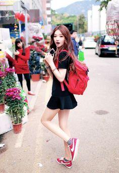 #Kpop #style #fashion: