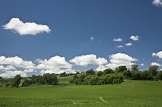 Farming in the Loess Hills, Iowa by Lee Rentz, via Flickr