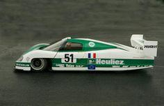 WM Peugeot P88