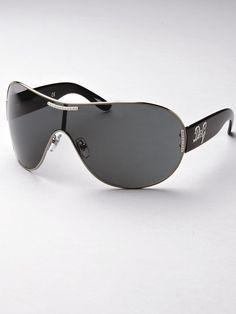 D Diamante Logo Sunglasses