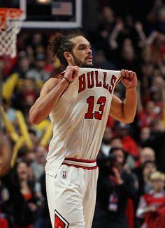 Joakim Noah, Chicago Bulls Basketball Player, NBA