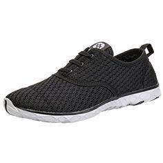 dc253e77e67a4 ALEADER Men s Quick Drying Aqua Water Shoes  Amazon.com