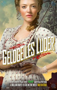 A Million Ways to Die in the West Amanda Seyfried als Louise (Geldgeiles Luder) © Universal Pictures Germany
