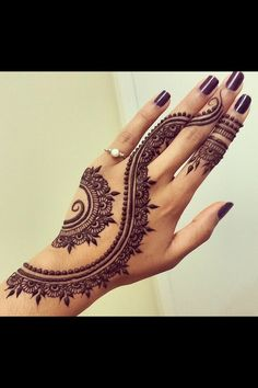 #beautifulhenna #doesn'talwaysturnoutright
