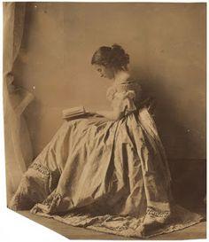 História da Moda: A Primeira Fotógrafa de Moda: Lady Clementina Hawarden