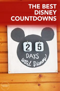 15 Best Countdown Calendars for Disney Vacations: Make a DIY Countdown Calendar for your family's next trip to Disney! A vacation countdown builds anticipation and excitement for the whole family. Disney Crafts For Adults, Craft Projects For Adults, Adult Crafts, Fun Crafts For Kids, Cool Diy Projects, Project Ideas, Craft Ideas, Diy Crafts, Countdown Ideas