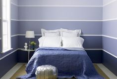 Design Trend: Ombre Walls From Paint to Paper - The Interior Project