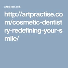 Cosmetic Dentist practice dentistry dedicated to the science of enhancing a person's smile. This is an art form that can increase a persons over all appearance. Once Completed, a better self-image and  feeling better about ones self is a result.
