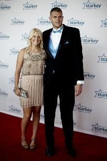 NBA player Cole Aldrich