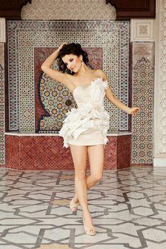 Sexy Legs, Strapless Dress, Shoulder Dress, Celebrities, Hot, Top Models, Marrakech, Poland, Beauty