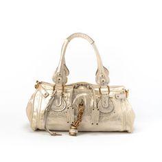 714feac5761c Paddington Handbag on sale at LXR & Co. Chloe Paddington, Luxury Bags, Carry