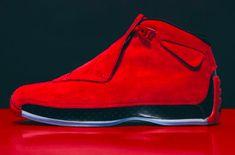 timeless design 4856c 44f66 Release Reminder  Air Jordan 18 Toro