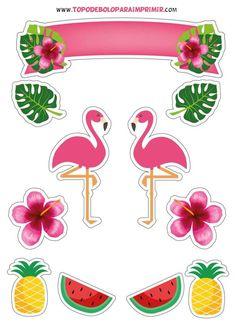 Flamingo Party, Flamingo Cake, Flamingo Birthday, Diy Birthday, Pineapple Wallpaper, Superman Birthday, Mickey Mouse Wallpaper, Tropical Party, Birthday Decorations