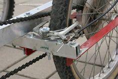 Breaks of do it yourself 4 wheel bike