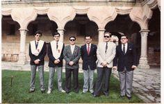 Juan Antonio Riesco Miranda, Francisco José Gordillo Peláez, Paulino Vázquez Albentosa, Juan Lorenzo Bellot Bernabé, Marcos Vega Gómez y José Ramón Allué Buiza.