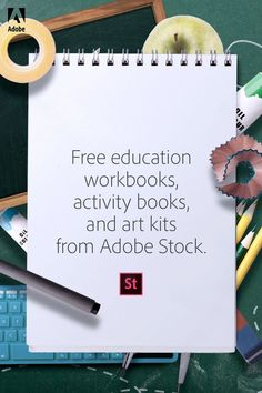Apr 2020 - Get free children's education workbooks, activity books, and art kits from Adobe Stock. Teaching Tools, Teaching Kids, Kids Learning, Teaching Resources, Education Templates, Free Education, Special Education, School Study Tips, Educational Websites