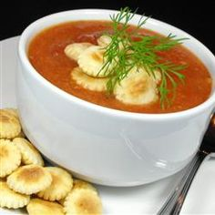 Easy Tomato Dill Soup Allrecipes.com