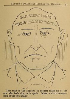 Phrenology Diagrams from Vaught's Practical Character Reader (1902) - See more at: http://publicdomainreview.org/2013/03/19/phrenology-diagrams-from-vaughts-practical-character-reader-1902/#sthash.TIJjlf0o.dpuf