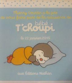 Autour des Livres: La naissance de bébé T'Choupi