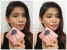 1028 VISUAL THERAPHY Review & My First Sexy Make Up Look   missy forward beauty
