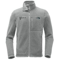 941aa39a8f The North Face Sweater Custom Fleece Jacket - Men's #northface #custom  #promogifts North