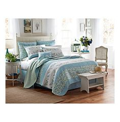 Product: Birds and Branches Quilt Collection by Laura Ashley® Home