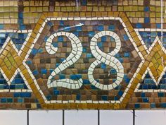 28th Street trim line tablet   28th Street station - IRT Bro…   Flickr