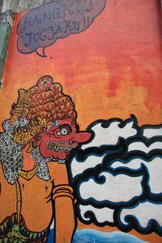 Kridosono #Yogyakarta #Jogjakarta #Indonesia #streetart