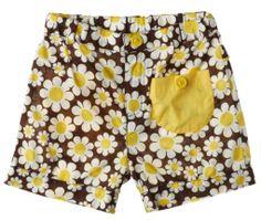 Flower Power Shorts, by EJ Sikke Lej