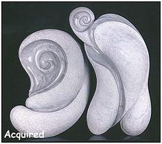 Swirl Stone Sculpture