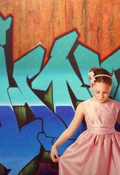 Kevin Peterson: Graffiti Girls {Part 2} (1)