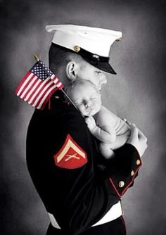 USMC - Marines - Devil Dogs - Gotta share this for my family! Priceless photo!!!